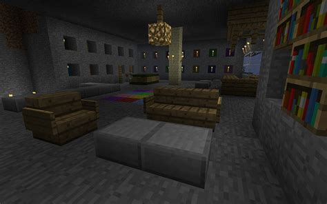 Beds That Look Like Couches how to make furniture in minecraft minecraft blog