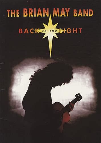 brian may uk tour brian may back to the light tour 93 uk tour programme