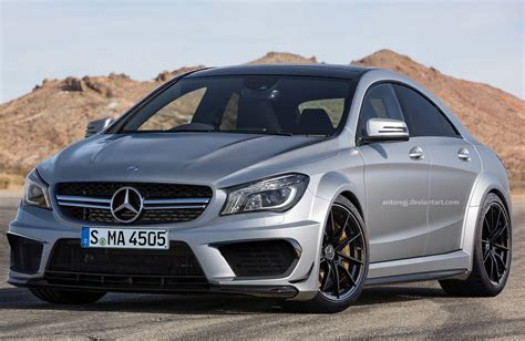 render 2014 mercedes 45 amg black series gtspirit