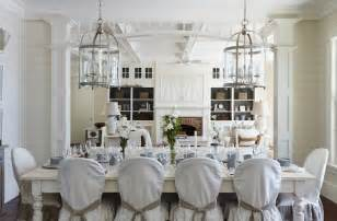 whitewashed farmhouse dining table cottage dining room