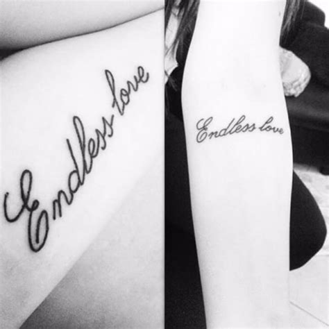 69 sister tattoos to show that special bond between two