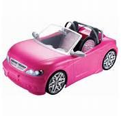 Barbie Malibu Girl Glam Convertible Car
