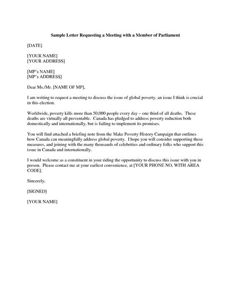 Business Letter Template Request For Meeting Best Photos Of Meeting Request Letter Sle Business Letter Format Request Meeting Request
