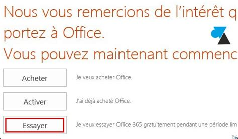 tutoriel powerpoint 2013 gratuit essayer office 365 office 2013 windowsfacile fr