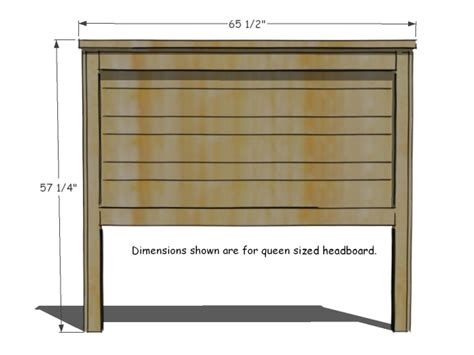 headboard design plans how to build a rustic wood headboard how tos diy