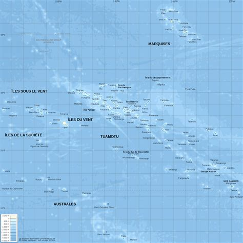 polynesia map large detailed physical map of polynesia polynesia large detailed physical map
