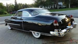 1951 Cadillac Coupe 1951 Cadillac Series 62 Coupe Original Car
