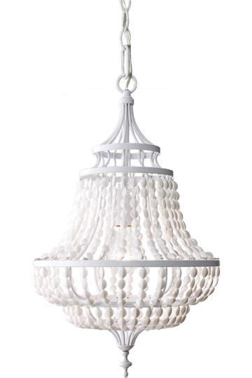 White Beaded Chandelier 1000 Ideas About White Chandelier On Chandeliers Purple Chandelier And Modern Ls