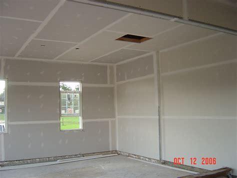 Garage Drywall by Garage Drywall Flickr Photo