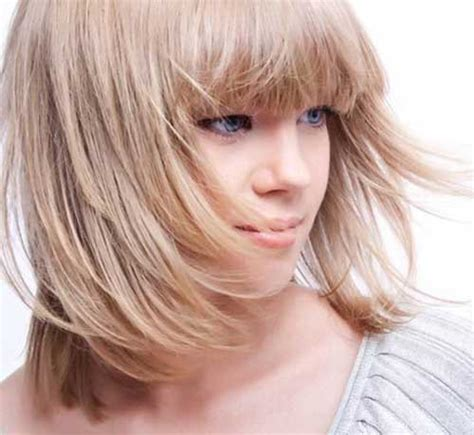 long bob haircuts for fine hair and short neck short straight hairstyles for fine hair short hairstyles