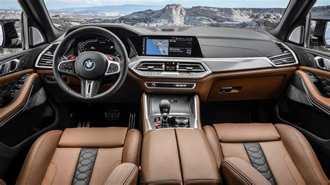 bmw xm competition interior  motortrend
