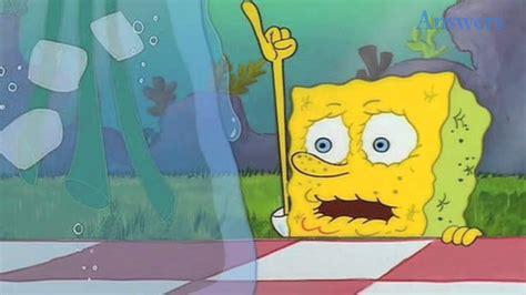 Spongebob Water Meme - spongebob squarepants episodes that were pretty messed up