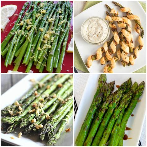 10 ways to cook asparagus funtastic friday 122 glue sticks and gumdrops