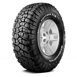 Bf Goodrich Truck Tires Reviews Bfgoodrich 174 35737 Mud Terrain T A Km2 Lt255 80r17 Q