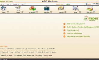 pharmacy billing software free download full version download medeil free edition pharmacy software 1 0 free
