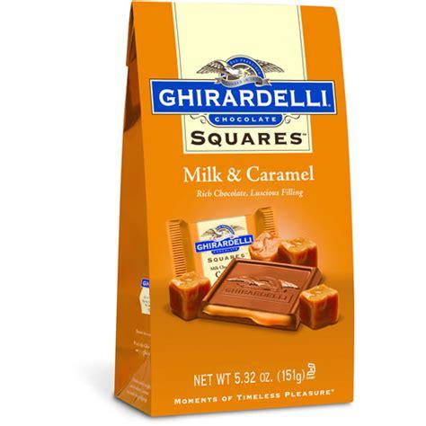 ghirardelli chocolate ghirardelli chocolate squares milk caramel chocolate 5