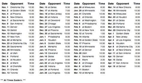 the lakers imaginary 2011 12 schedule was released today