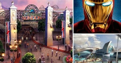 theme park dartford a superb new theme park to rival disneyland is set to open