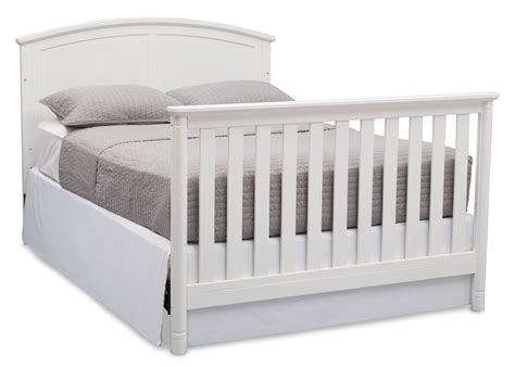 Delta Crib Conversion To Size Bed by Somerset 4 In 1 Crib Delta Children S Products