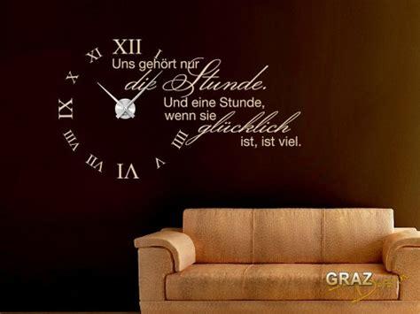 Aufkleber R Mische Zahlen by Wandtattoo Uhr