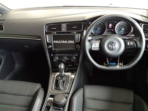 Mk7 Golf R Interior volkswagen golf r mk7 now on sale from rm247k image 252450