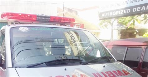 suzuki apv modifikasi ambulance suzuki otomotif surabaya