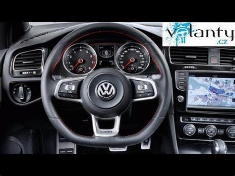volante golf 6 gtd jak sundat volant airbag vw golf mk7 gti gtd volanty