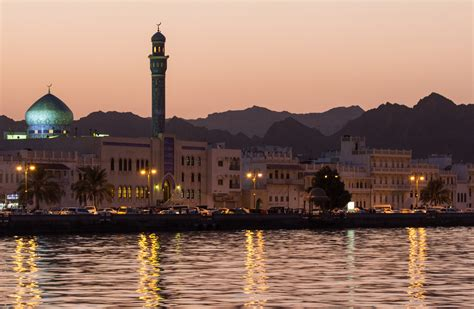 Charles Moore House muscat city in oman thousand wonders