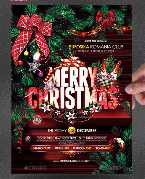 design xmas poster 75 christmas poster templates free psd eps png ai