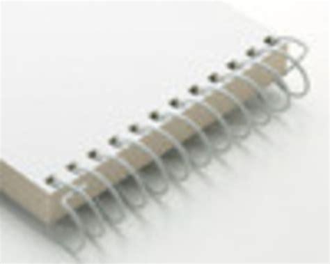 carla craft binding system 3 x 12 inch 18mm steel spiral ring white ebay
