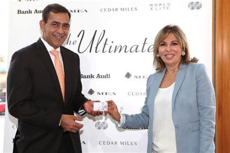 Cedar Miles Bank Audi by Bank Audi D 233 Voile La Carte De Cr 233 Dit Exclusive De