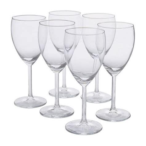bicchieri da vino ikea svalka bicchiere da vino bianco ikea