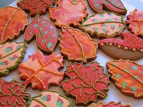 fall decorated cookies fall decorated cookies cookie cake decorating
