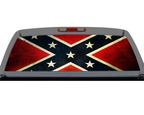 jeep rebel flag confederate flag truck wraps autos post