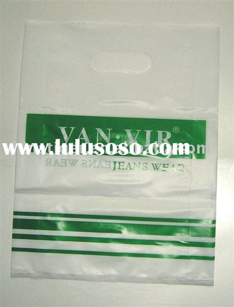 Teflon Eco Green eco plastic bag eco plastic bag manufacturers in lulusoso