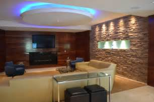 Home Theater Wall Sconces Basement Quot Man Cave Quot Contemporary Home Theater St