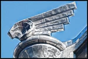 Chrysler Building Eagles Eagle On Chrysler Building Flickr Photo