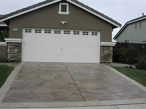 outdoor garage designs garage flooring and the choice of the style home design ideas