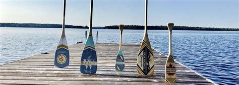 personalized boat oars home canoe paddle wall decor by head above water paddles