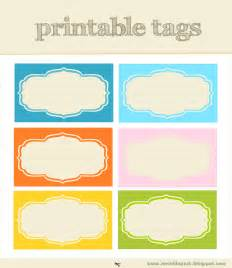 Free Printable Tags Templates by Free Printable Scrapbooking Tags And Digital Journaling