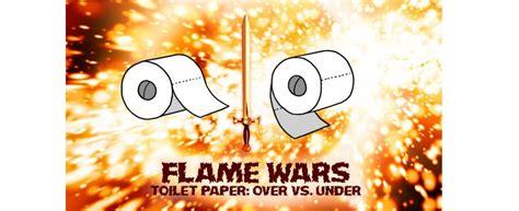 toilet paper the great debate alliance blog the great toilet paper debate is over