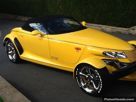 used plymouth prowler cars for sale with pistonheads