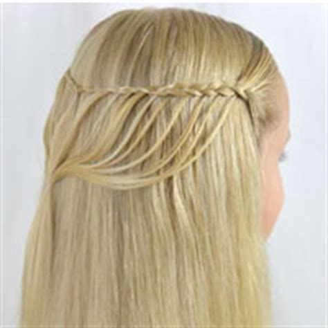 hair braid that looks like feathers feather braid babes in hairland