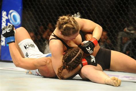 ufc 157 results ronda rousey worried about sports as