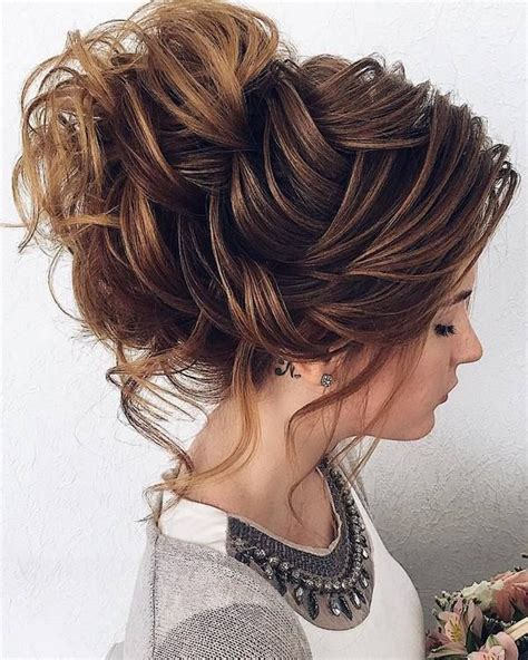 Wedding Hair For 40 by Best Hair Style For 40 Stuning Curly Wedding