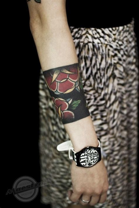 tattoo flower band 85 purposeful forearm tattoo ideas and designs to fell in