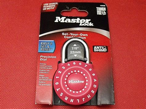 Letter Bank Lost Locker Key Master Lock Precision Padlock Likes This