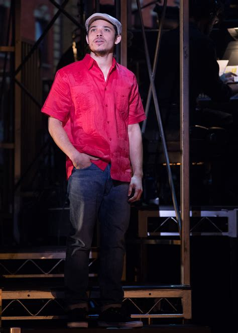 See Anthony Ramos, Ana Villafane and the Cast of In The