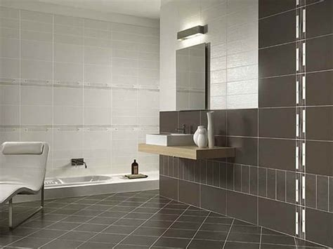 bathroom wall tile ideas bath wall tile designs with dark grey colour bath wall