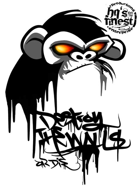 Designer Wall by Graffiti Monkey 1 0 By Hqs Finest On Deviantart